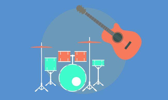 Видеоуроки по игре на барабанах